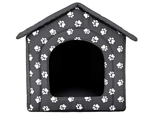 Hundehöhle mit Pfoten - 3