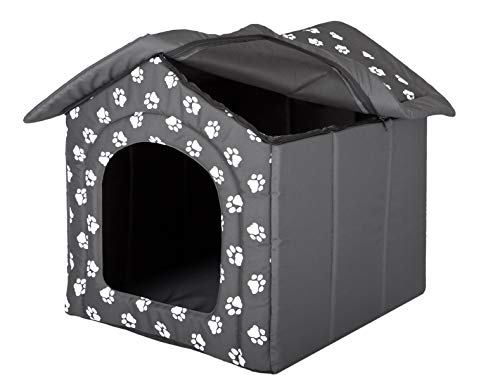 Hundehöhle mit Pfoten - 2