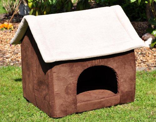 Riesige XXL Hundehöhle Chalet Cosy - 4