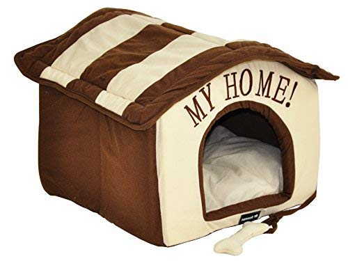 nanook Hunde-Haus Hunde-Höhle TABOU inkl. Kissen kleine Hunde - 4