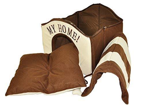 nanook Hunde-Haus Hunde-Höhle TABOU inkl. Kissen kleine Hunde - 3