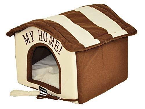 nanook Hunde-Haus Hunde-Höhle TABOU inkl. Kissen kleine Hunde - 6