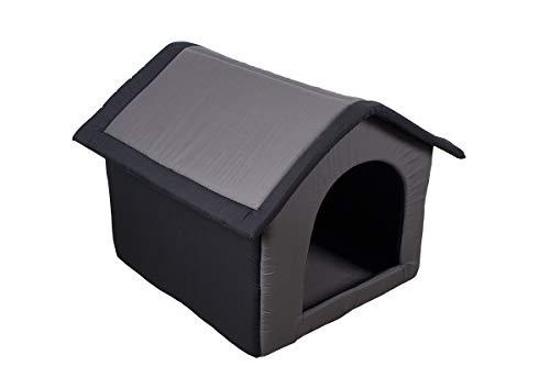 Stoff-Hundehütte / Hundehöhle