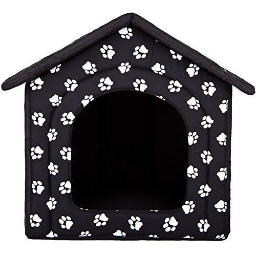 Hobbydog Hundehütte, Größe 3, 52x46cm, aushaltbares Codurastoff, waschbar bei 30 ° C, Beständigkeit gegen Kratzer, EU-Produkt - 2