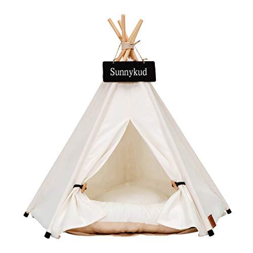 Sunnykud Tipi Zelt für Haustiere